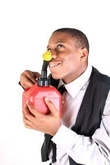 Free Smelling Gas Stock Photos - 6340183