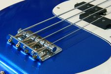 Free Blue Bass Royalty Free Stock Photos - 6340708