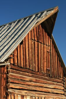 Free Barn Gable Royalty Free Stock Photos - 6341338