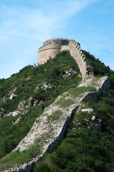 Free The Great Wall Stock Image - 6342111