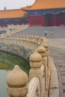 Free Beijing Forbidden City Royalty Free Stock Photography - 6342707