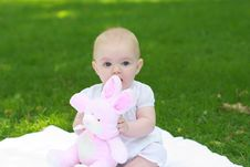 Free Baby Stock Photography - 6343492
