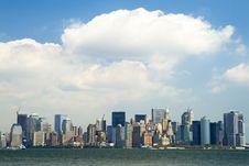 Free Manhattan Stock Image - 6343661