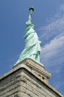 Free Statue Of Liberty Royalty Free Stock Photo - 6344055