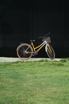 Free Chinese Bicycle Stock Photography - 6344102