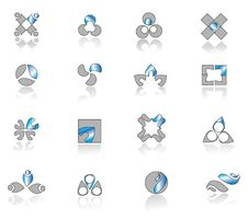 Free Logos Royalty Free Stock Photography - 6344117