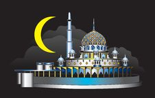 Free Mosque Royalty Free Stock Photo - 6344255