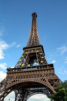 Free Eiffel Tower In Paris Stock Photo - 6344610