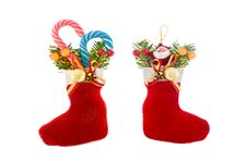 Free Christmas Stockings Stock Photos - 6345413