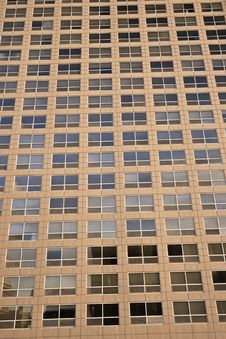 Free Windows In Presidential Towers Royalty Free Stock Images - 6346269