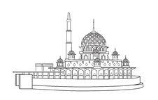 Free Mosque Royalty Free Stock Photos - 6346608