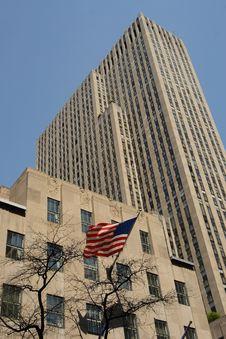 Free New York City Skyscraper Stock Image - 6346751