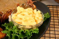 Free Macaroni And Cheese Stock Photo - 6346900