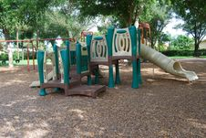 Free Empty Playground Stock Images - 6346914