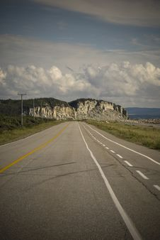 Free Lost Highway Stock Photography - 6347062