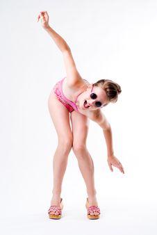 Free Flying Pose Stock Image - 6347761