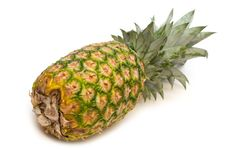 Free Fresh Pineapple Royalty Free Stock Photography - 6347817