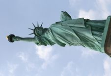 Free Statue Of Liberty Royalty Free Stock Image - 6347936