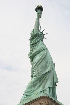 Free Statue Of Liberty Royalty Free Stock Photo - 6348115