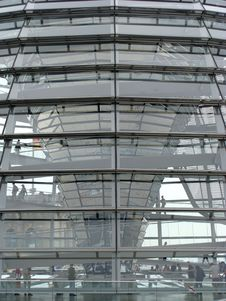 Free Interior Of Reichstag Stock Photos - 6348133