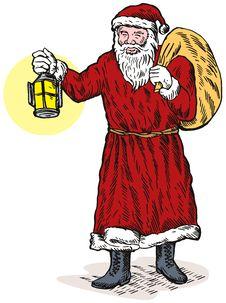 Free Santa Claus Stock Image - 6348221