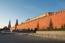Free Red Square In Moscow, Russia Royalty Free Stock Image - 6348246