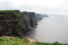 Free Cliffs Of Moher Stock Photos - 6348263