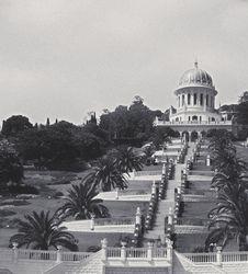 Free Bahai Gardens Royalty Free Stock Image - 6348496
