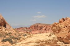 Free Valley Of Fire Royalty Free Stock Photography - 6348537