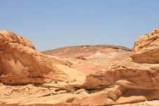 Free Valley Of Fire Royalty Free Stock Photography - 6348567