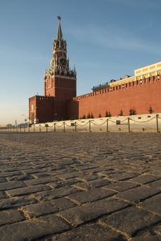 Free Red Square In Moscow, Russia Royalty Free Stock Photography - 6348577