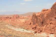 Free Valley Of Fire Stock Photo - 6348580