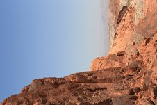 Free Valley Of Fire Stock Image - 6348591