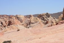 Free Valley Of Fire Royalty Free Stock Photos - 6348598