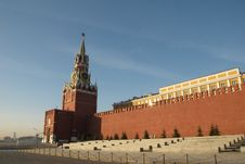 Free Red Square In Moscow, Russia Royalty Free Stock Photography - 6348607
