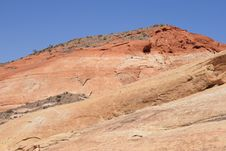 Free Valley Of Fire Stock Photography - 6348652