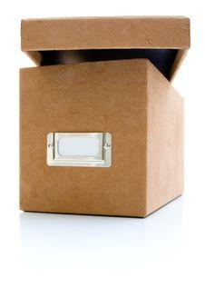 Free Suede Box Stock Photos - 6348673