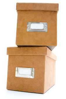 Free Suede Box Royalty Free Stock Photos - 6348718