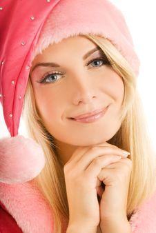Free Beautiful Mrs. Santa Stock Images - 6348854