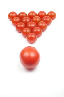 Free Tomato Snooker Stock Images - 6349214