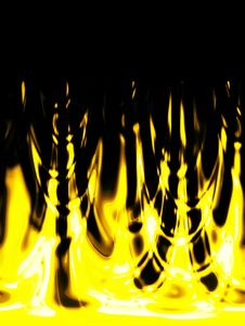 Free Fire Flames Stock Photos - 6349413