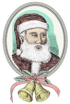Free Santa Claus Royalty Free Stock Images - 6349489