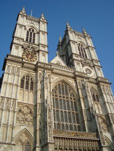 Free Westminster Abbey, London, UK Royalty Free Stock Photo - 6349625