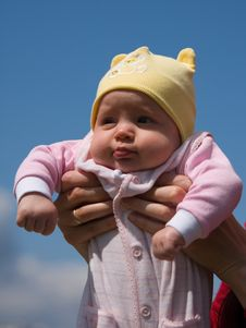 Free Little Baby Stock Photo - 6349970