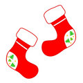 Free Christmas Socks Stock Photos - 6358213