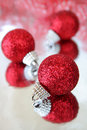 Free Red Ornaments Stock Photo - 6359780