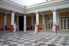 Achilleon Palace Royalty Free Stock Photos