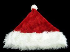 Free Pyramid Shape Santas Hat Royalty Free Stock Images - 6350779