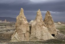 Free Cappadocia, Turkey Stock Photos - 6351033
