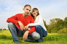 Free Young Couple In Love Royalty Free Stock Photos - 6351088